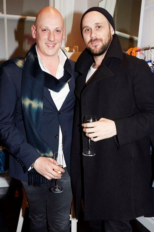 Designers Michael Lo Sordo and Ryan Storer