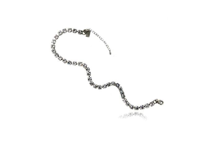 """Wrap Bracelet, $125, Chelsea De Luca, <a href=""""http://www.chelseadeluca.com"""">chelseadeluca.com</a>"""