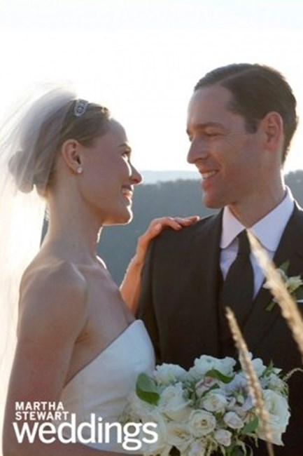 Kate Bosworth, actress, and Michael Polish, director