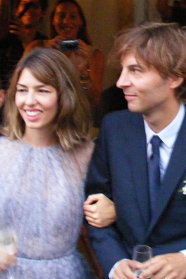 <p><strong>Sofia Coppola, director and Thomas Mars, Phoenix frontman</strong></p> <p><strong>Where</strong>: The Coppola family villa in Bernalda, southern Italy.</p> <p><strong>When</strong>: August 2011</p> <p><strong>Wore</strong>: Coppola wouldn't have looked out of place in one of her films in the short Alaia lilac lace dress she donned for the occasion.</p> <p><strong>Who</strong>: George Lucas, Johnny Depp, Nicolas Cage and Jason Schwartzman.</p> <p><strong>We wish we were invited for</strong>… The chance of making small talk with Johnny Depp over canapés.</p>