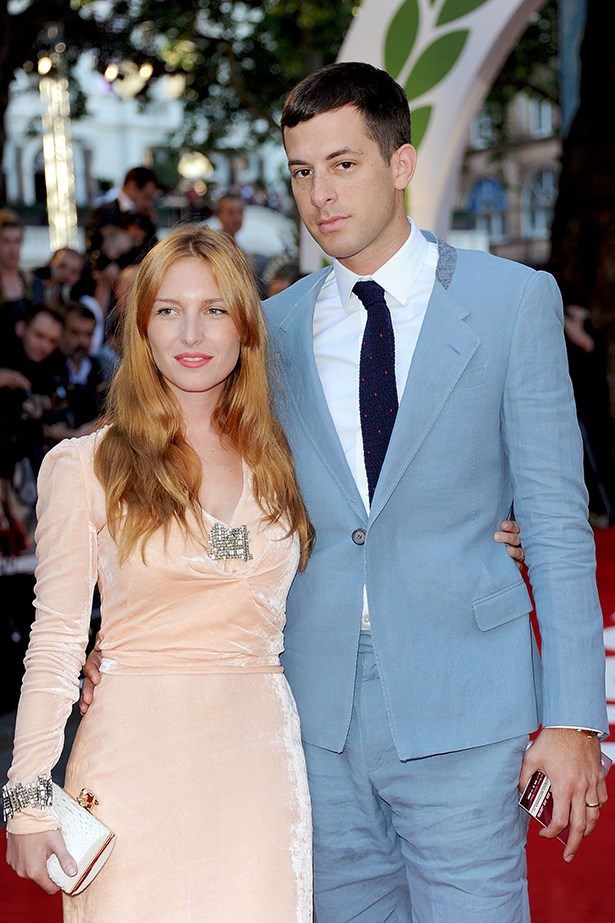 <p><strong>Mark Ronson, DJ and producer, and Josephine de la Baume, model</strong></p> <p><strong>Where</strong>: Provence, in the South of France, near the bride's home town.</p> <p><strong>When</strong>: September 2011.</p> <p><strong>Wore</strong>:The bride wore a pearl-adorned off-the-shoulder Zac Posen gown paired with a cropped veil. Ronson opted for a red striped, three-piece suit by Richard James Bespoke and Ray-Bans.</p> <p><strong>Who</strong>: Kate Moss, Lily Allen, Mario Testino, Margherita Missoni, Giambattista Valli, Julia Restoin-Roitfeld, Derek Blasberg, Alice Dellal, Samantha and Charlotte Ronson and model Irina Lazareanu.</p> <p><strong>We wish we were invited for</strong>… The playlist.</p> <p>Image courtesy of Getty</p>