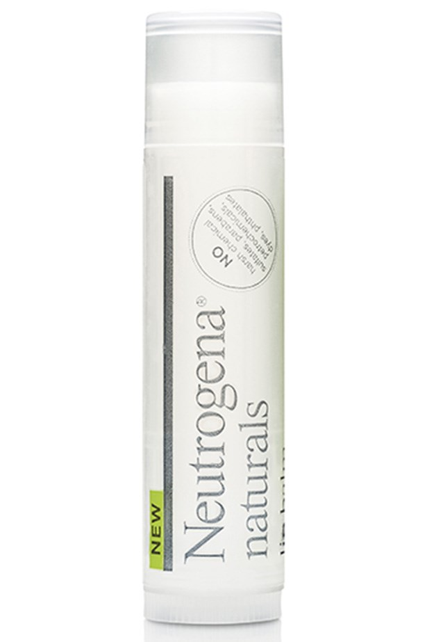 <strong>MADE FOR SHARING: </strong><em>Naturals Lip Balm, $4.99, Neutrogena, 1800 029 979</em> It's skin-nourishing without leaving behind the kind of shine that boys hate.