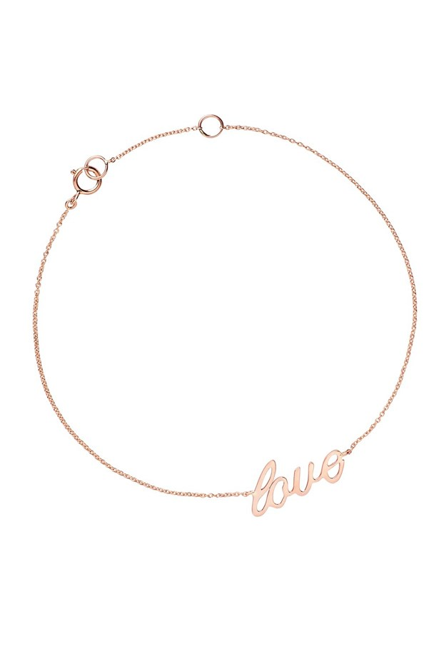 "Bracelet, $245, Claire Aristides Fine Jewels, <a href=""http://www.aristidesfinejewels.com"">aristidesfinejewels.com</a>"