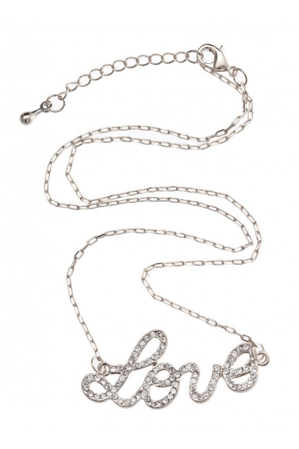 "Necklace, $8.95, Colette by Colette Hayman, <a href=""http://www.colettehayman.com.au"">colettehayman.com.au</a>"