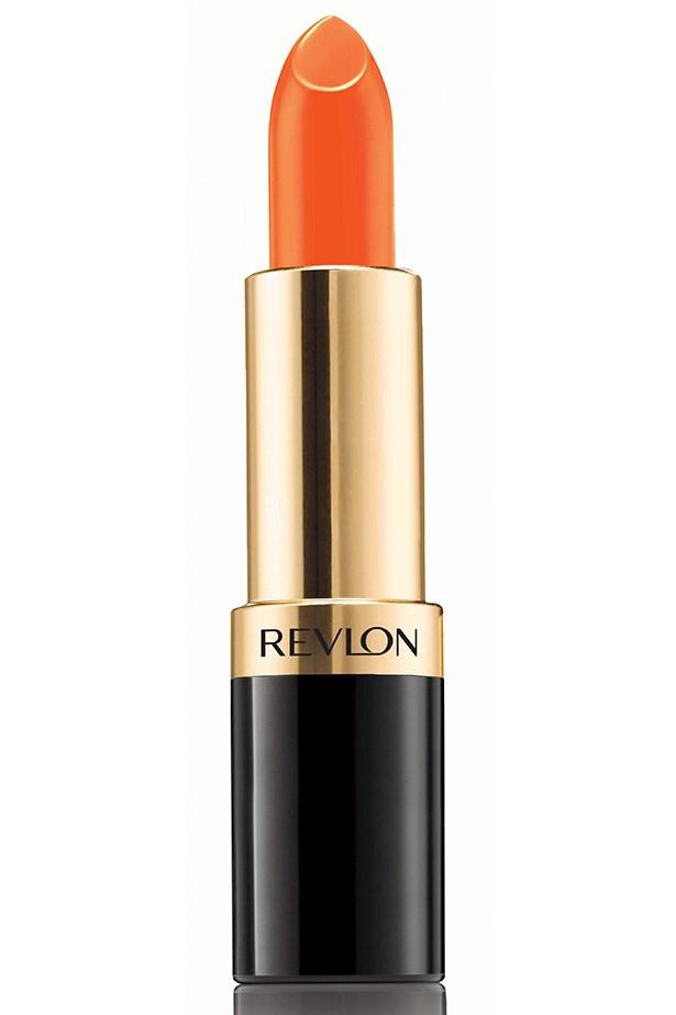 Super Lustrous Lipstick in Siren, $21.95, Revlon, 1800 025 488
