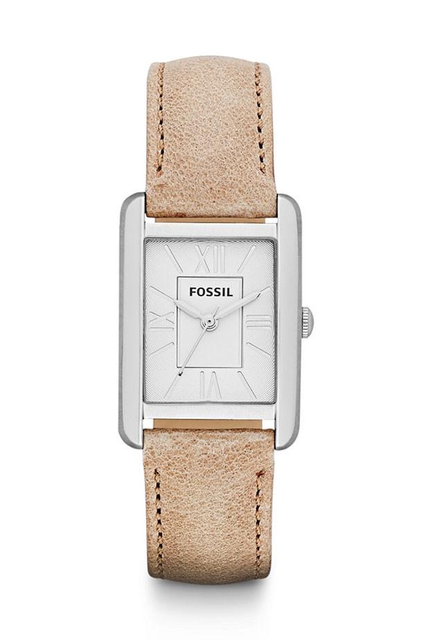 "Watch, $129, Fossil, <a href=""http://fossil.com.au"">fossil.com.au</a>"