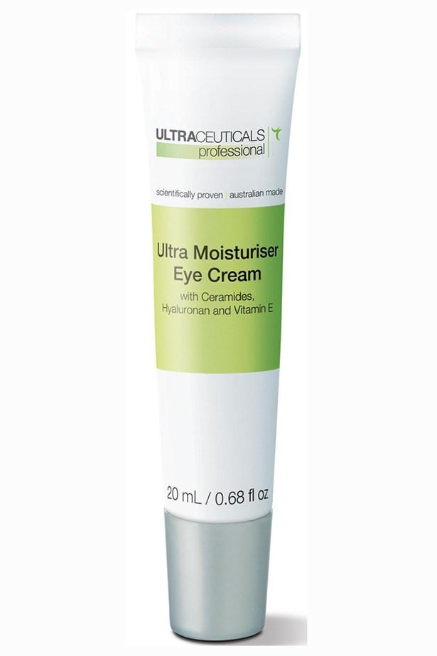 Ultra Moisturiser Eye Cream, $49, Ultraceuticals, 1800 355 890