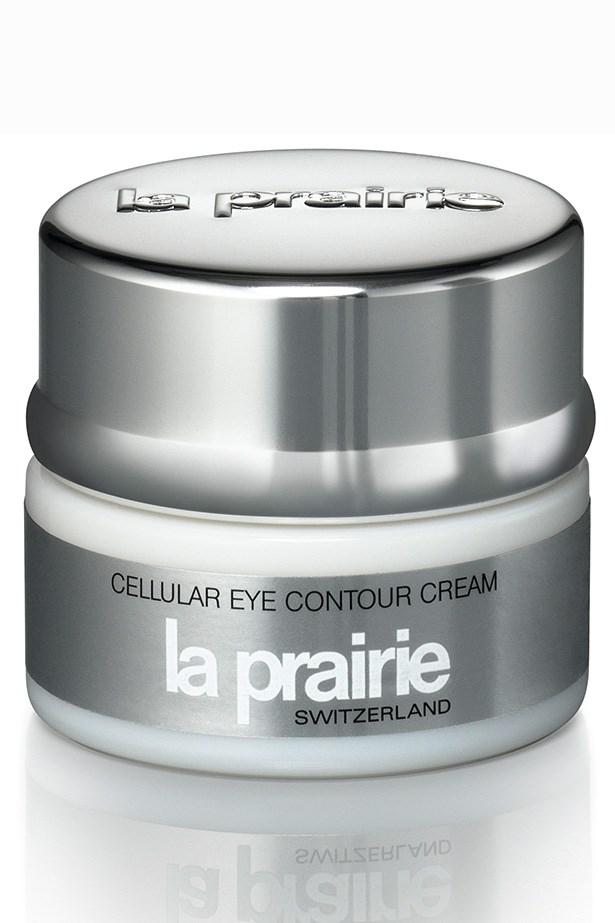 Cellular Eye Contour Cream, $175, La Prairie, 1800 649 849