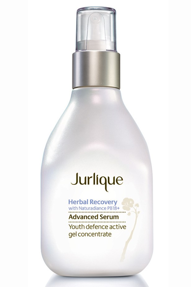 "<em>Herbal Recovery Advanced Serum, $165, Jurlique, <a href=""http://jurlique.com.au"">jurlique.com.au</a></em> <strong>Alyx Gorman</strong>, Features Director"