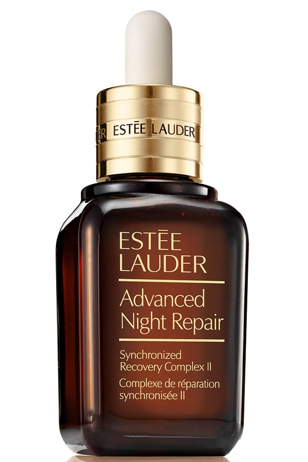 <em>Advanced Night Repair Synchronized Recovery Complex II</em>, $95, Estee Lauder, 1800 061 326 <strong>Amy Starr</strong>, Beauty & Lifestyle Associate