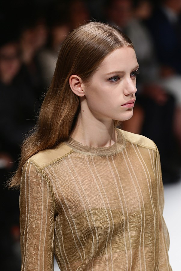 Opulent beauty at Salvatore Ferragamo