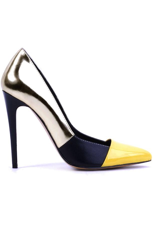 "Heels, $129.95, Siren, <a href=""http://sirenshoes.com.au"">sirenshoes.com.au</a>"