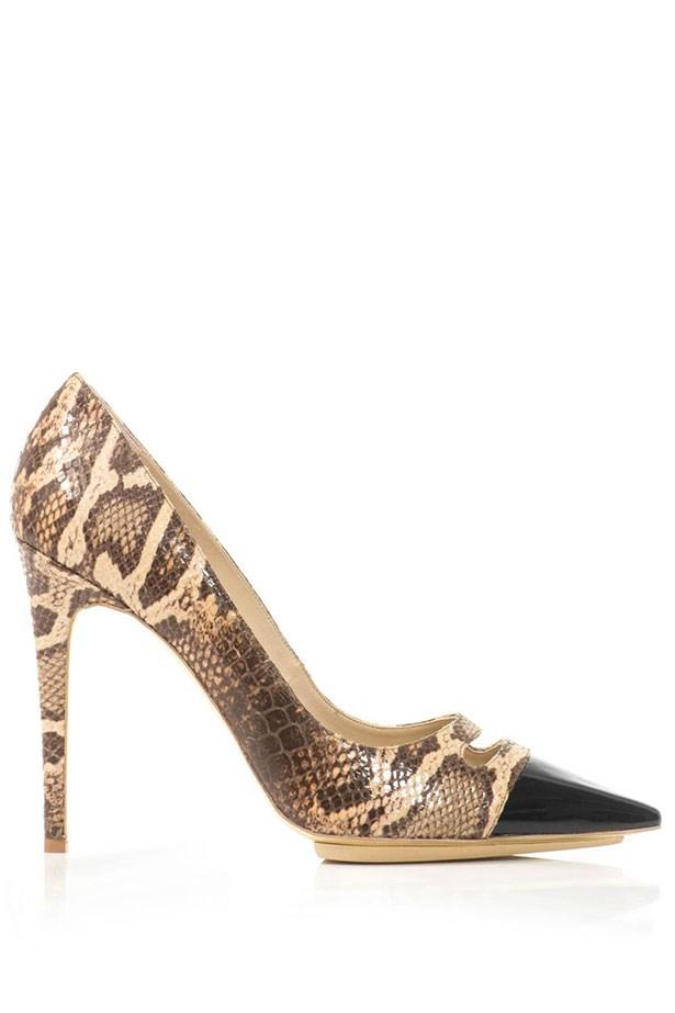 "Heels, Approx $500, Stella McCartney, <a href=""http://matchesfashion.com"">matchesfashion.com</a>"