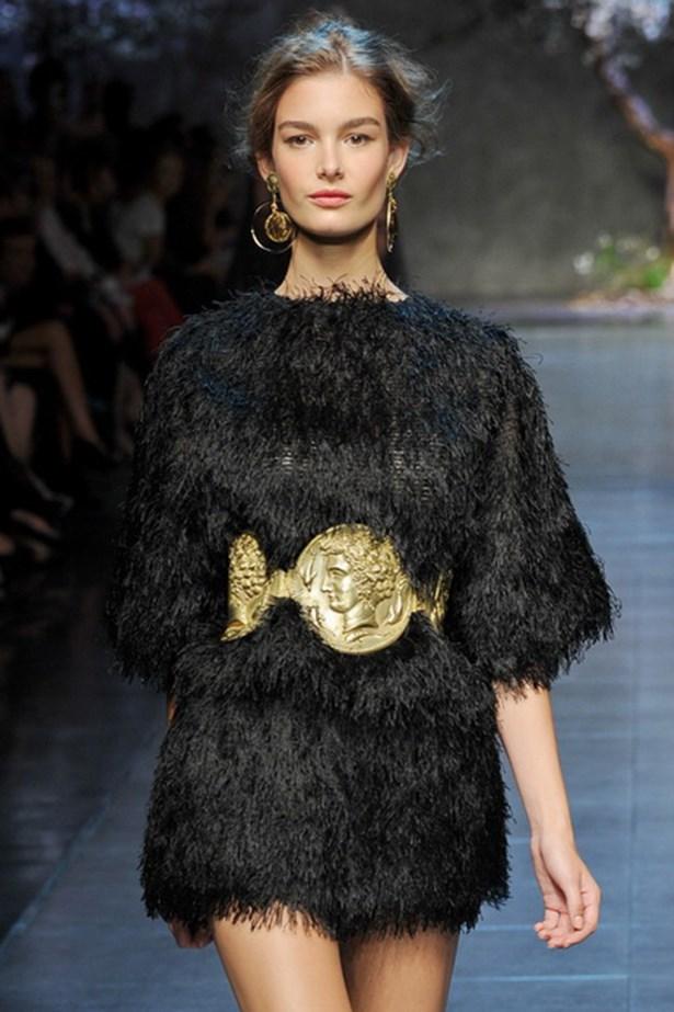 Dolce & Gabbana SS14 belt