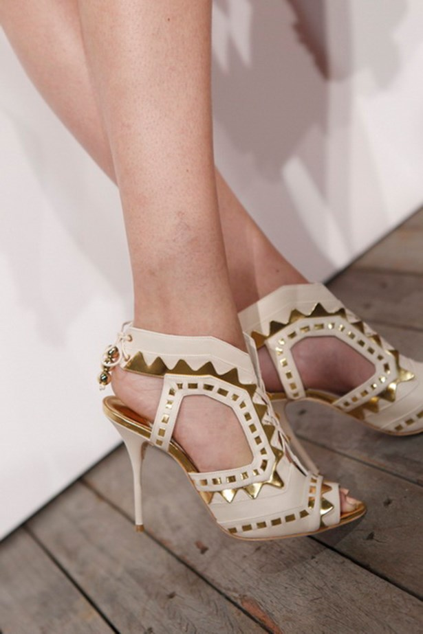 Sophia Webster x J Crew SS14 shoes