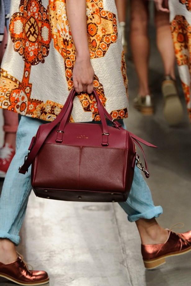 Benah for Karen Walker SS14 bag