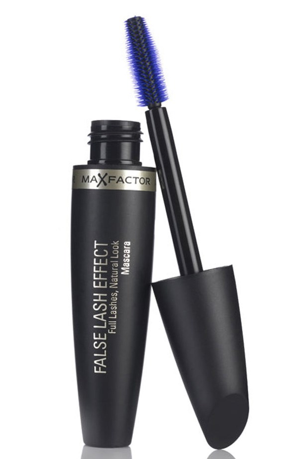 False Lash Effect Mascara, $24.95, Max Factor, maxfactor.com.au Finish your look with lashings of mascara on both the top and bottom lashes.