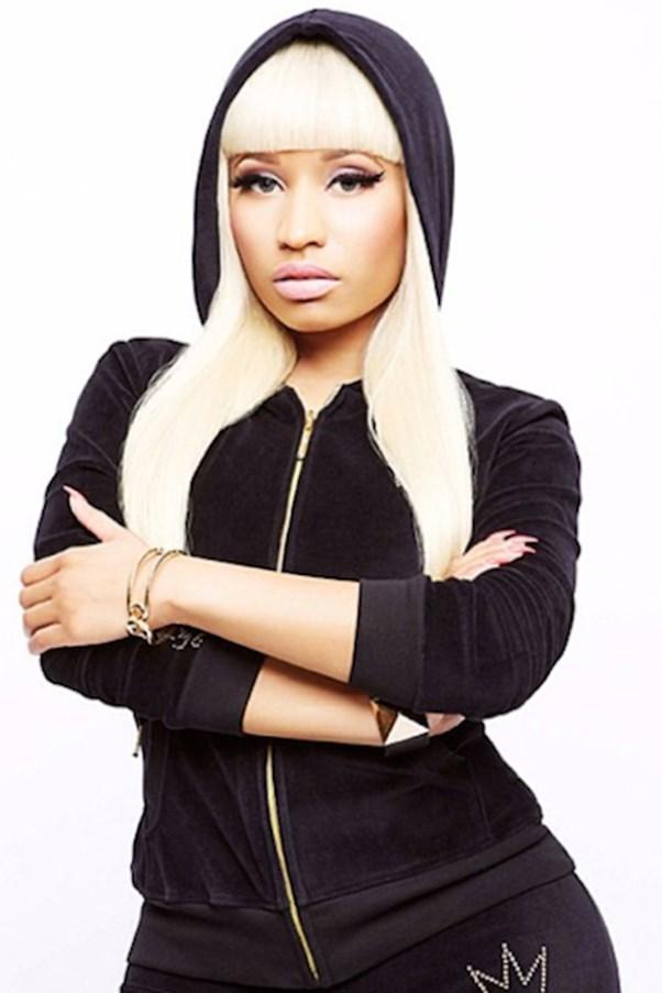 Nicki Minaj for KMart tracksuit.