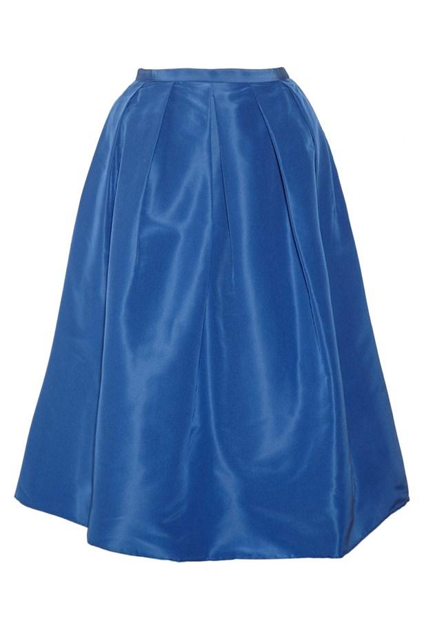"""Skirt, approx  $550, Tibi, <a href=""""http://www.net-a-porter.com """">net-a-porter.com </a>"""