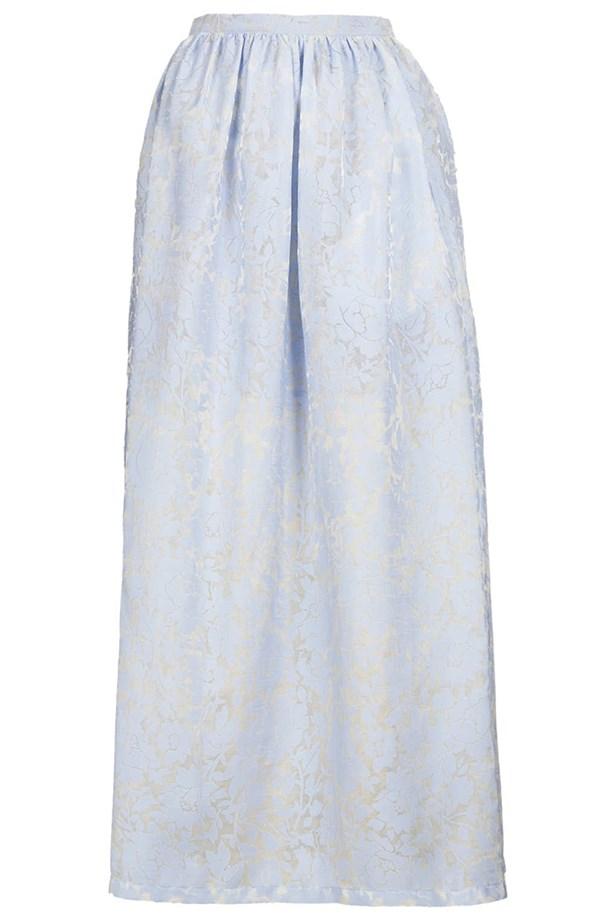 """Skirt, approx $115, Topshop, <a href=""""http://www.topshop.com """">topshop.com </a>"""