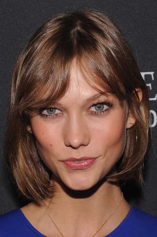 """<p><strong>Who:</strong> Karlie Kloss</p> <p><strong>Signature look:</strong> """"The Karlie"""" haircut</p> <p><strong>Muse factor:</strong> Have you had the feeling lately that you want to cut off your hair to a chin-skimming length and aren't sure where the impulse came from? The answer: Karlie Kloss. Earlier this year, the all-American model swapped her long-mane for a bob style and """"The Karlie"""" hairdo was born. Not since Jennifer Aniston's chop on Friends – aka """"The Rachel"""" – have women been all, like, """"We'll have what she's having"""" in the hairdresser's chair. </p>"""