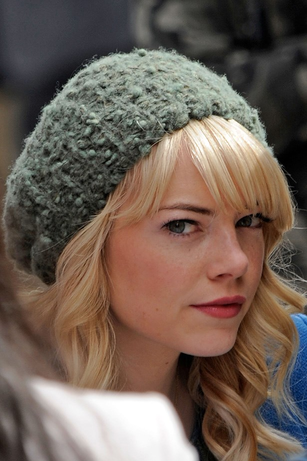 """<p><strong>Who:</strong> Emma Stone</p> <p><strong>Signature look: </strong> So-fresh freckles</p> <p><strong>Muse factor:</strong> Emma Stone is one of those celebrities you just want to be friends with (or is that just us?). Apart from being a super-talented actress, you've got to love a girl who lets her natural beauty shine through. For example – and to take a quote from one of her films, Crazy Stupid Love – she rocks her freckles with the """"perfect combination of sexy and cute"""".</p>"""