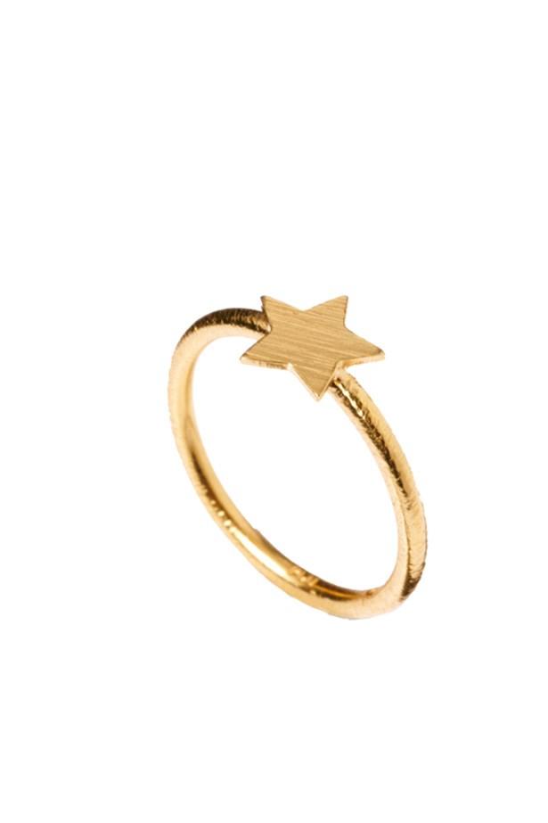 Star ring, $68.86, Pernille Corydon, asos.com/au