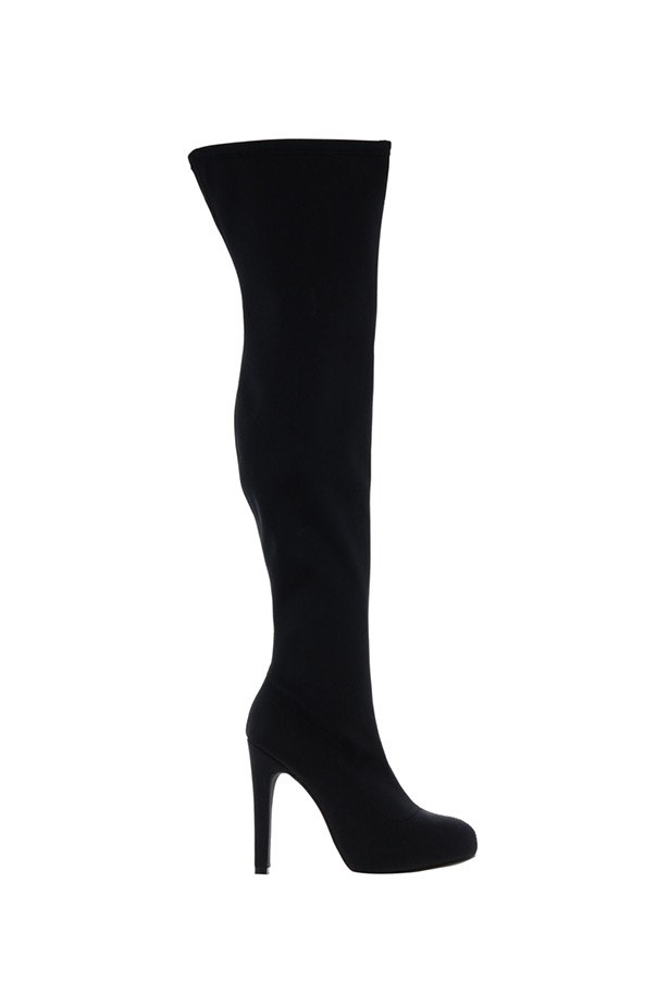 Over-the-knee boots, approx $126, River Island, asos.com