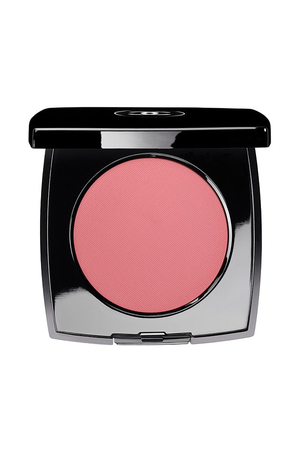 Le Blush Crème in Inspiration, $60, Chanel, (02) 9900 2944 Perry's flushed cheeks, and dewy finish were achieved with a crème blush, rather than powder.