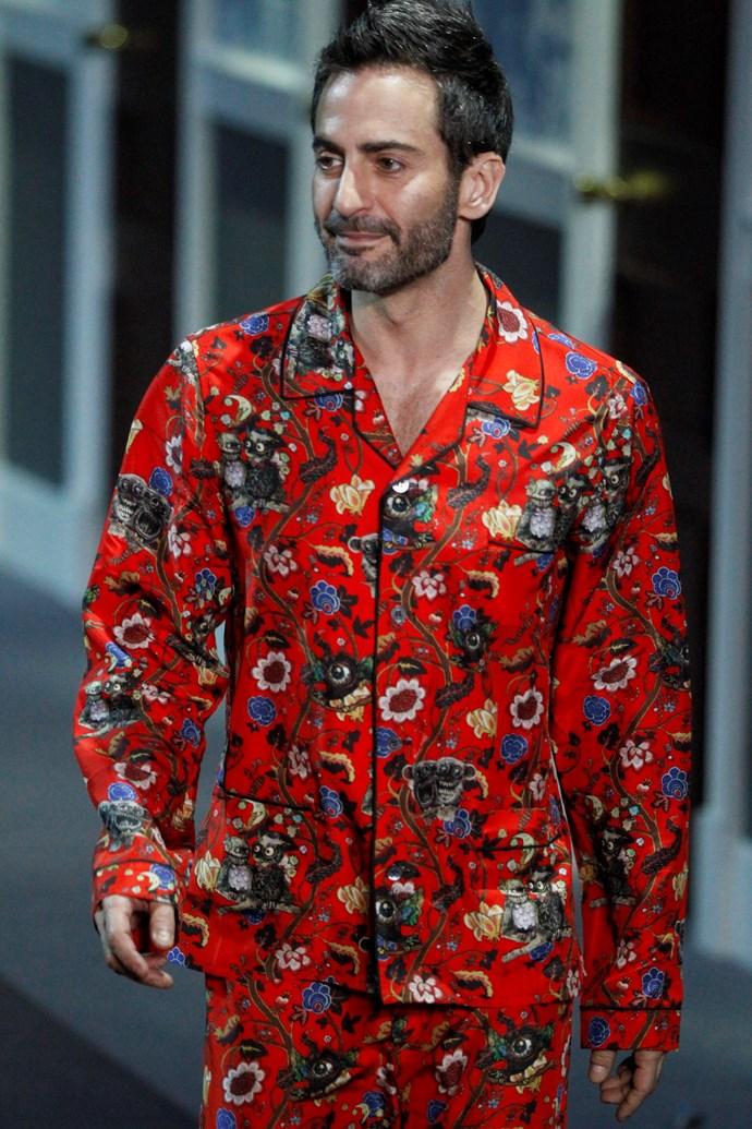Marc Jacobs career defining designs