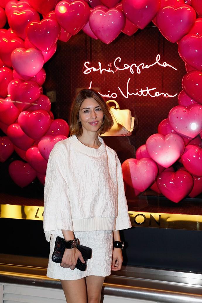 Sophia Coppola Louis Vuitton bag