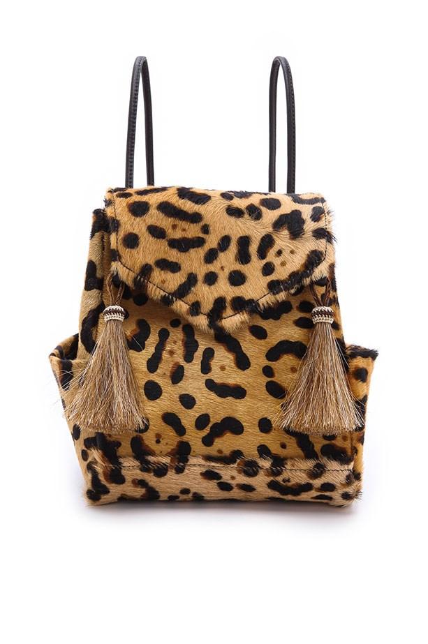 Backpack, $477, Oliveve, shopbop.com