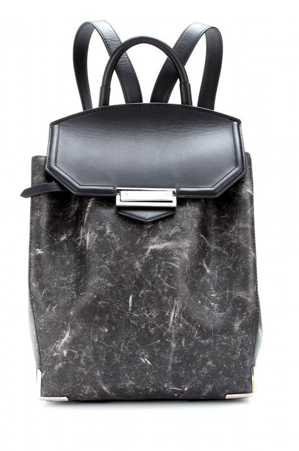 Backpack, approx. $1522, Alexander Wang, mytheresa.com
