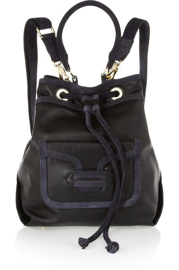 Backpack, approx. $1516, Pierre Hardy, net-a-porter.com
