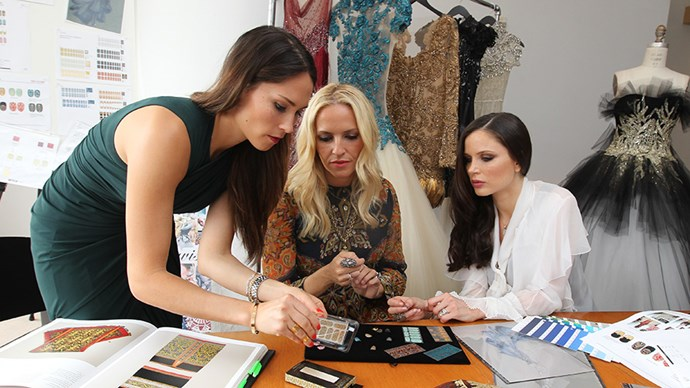 Marchesa and Revlon Beauty Collaboration