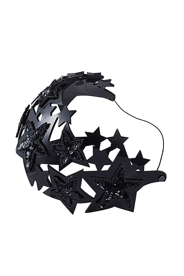 """Headpiece, $229, Paula Walden, <a href=""""http://paulawalden.com"""">paulawalden.com</a>"""