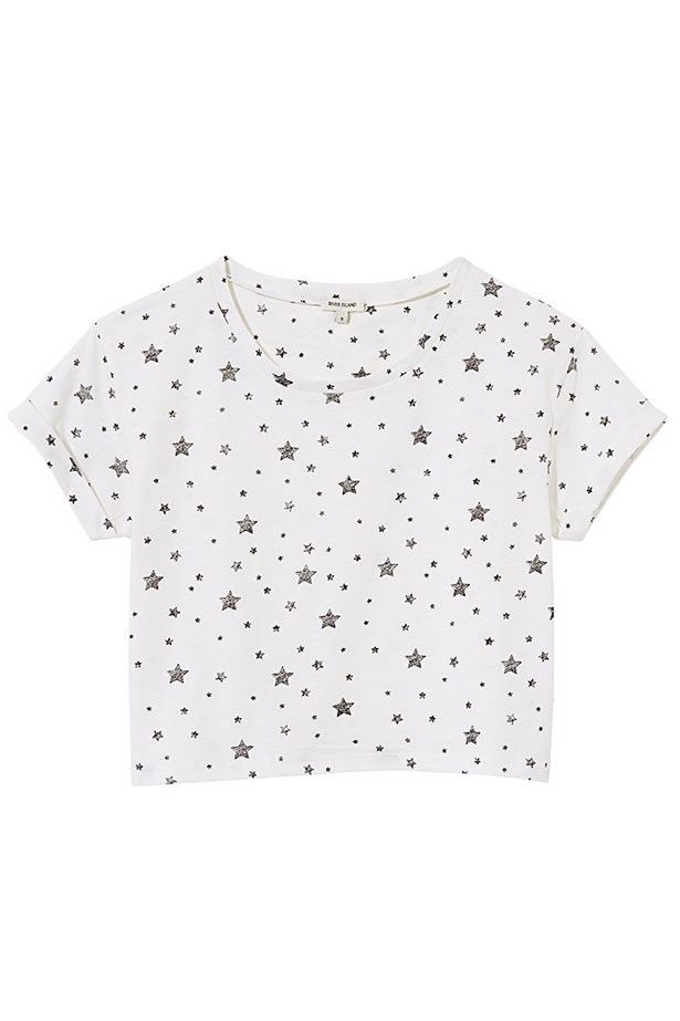 "Cotton top, Approx. $20, River Island, <a href=""http://au.riverisland.com"">au.riverisland.com</a>"