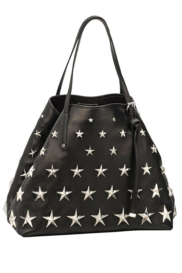 "Bag, Approx. $1794, Jimmy Choo, <a href=""http://saksfifthavenue.com "">saksfifthavenue.com </a>"
