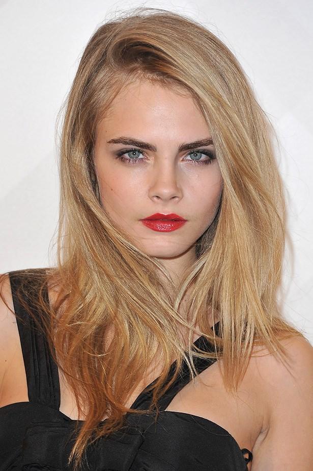 Cara Delevingne's eyebrows