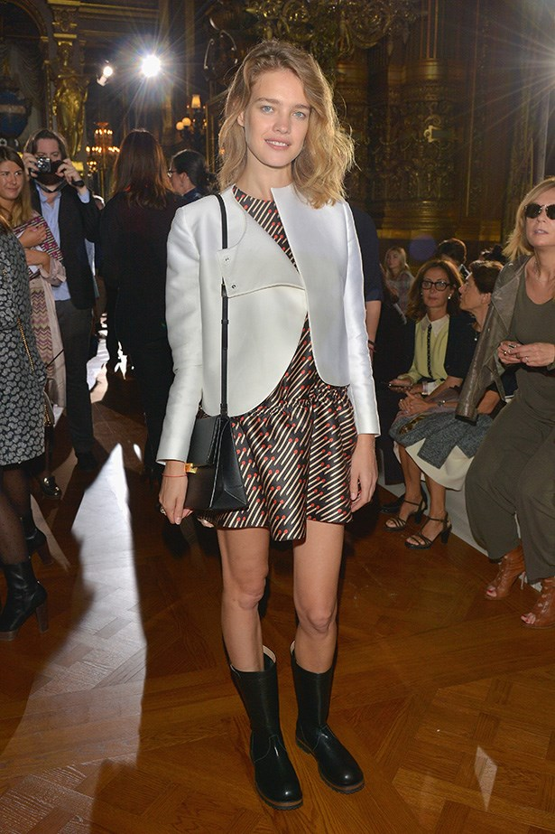 Natalia Vodianova– Walking in over 175 runway shows to date, Russian-born Vodianova is also a well-known philanthropist and has had roles in <em>Clash Of The Titans</em> and <em>Belle Du Seigneur</em>.