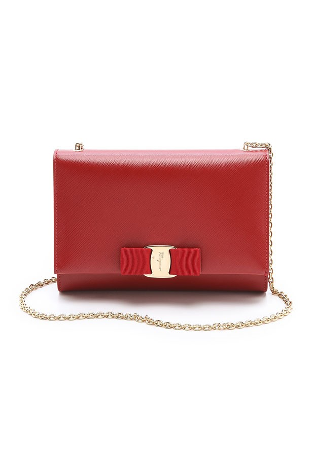 Bag, approx. $714, Salvatore Ferragamo, shopbop.com
