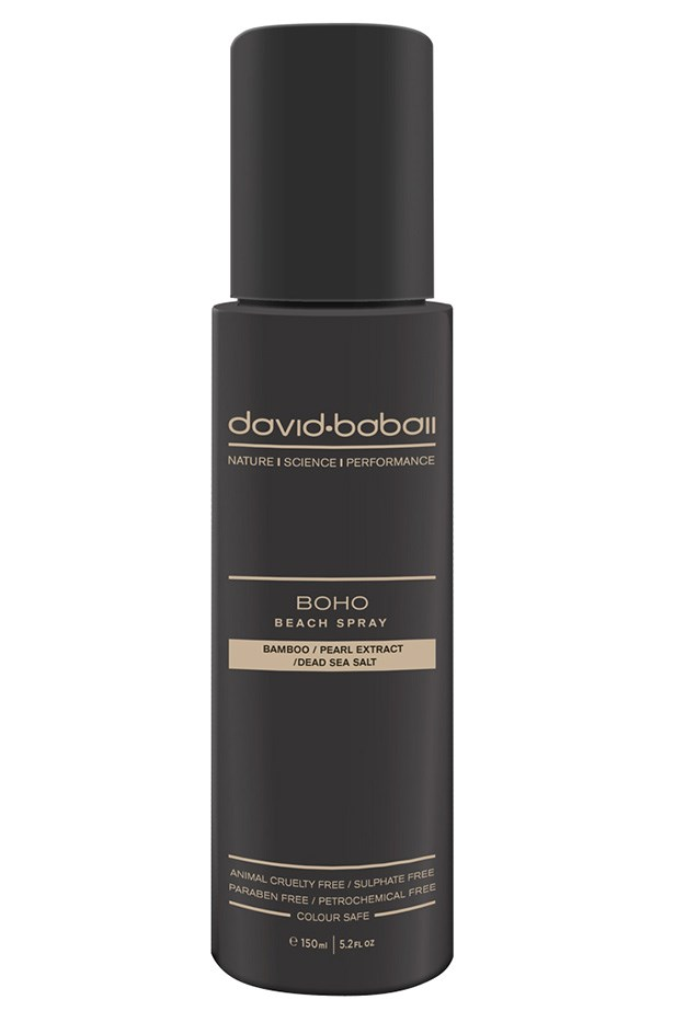 Boho Beach Spray, $24.50, David Babaii, davidbabaii.com.au
