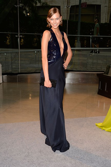 Wearing Cushnie et Ochs at the 2013 CFDA Fashion Awards, New York City in June.