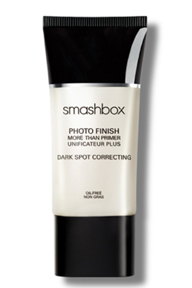 Photo Finish More Than Primer Dark Spot Corrector, $62.95, Smashbox, kitcosmetics.com.au More than just a primer, not only does this product create a flawless base for your makeup, it also visibly reduces dark spots and acne marks in just a few weeks.