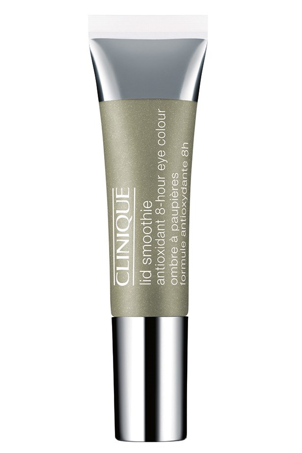 Lid Smoothie Antioxidant 8-Hour Eye Colour, $42, Clinique, clinique.com.au This creamy, long wearing eye colour contains nourishing antioxidants to help treat your eyes.