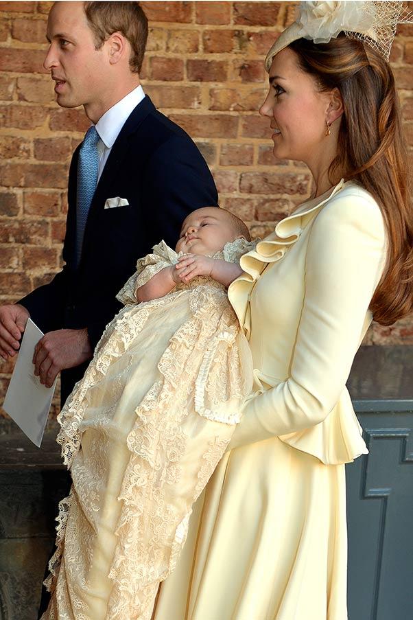 Kate in bespoke McQueen
