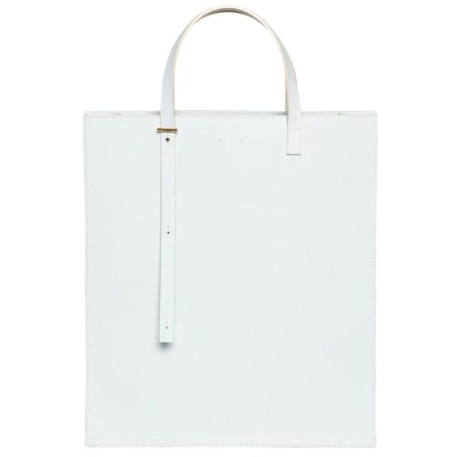 "Tote bag, $770, PB0110, <a href=""http://www.huntleather.com.au/pb0110-tote-bag.html"">huntleather.com.au</a>"