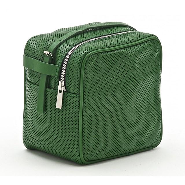 "Box bag, $660, Fausto Santini, <a href=""http://www.huntleather.com.au/fausto-armida-box-bag.html"">huntleather.com.au</a>"
