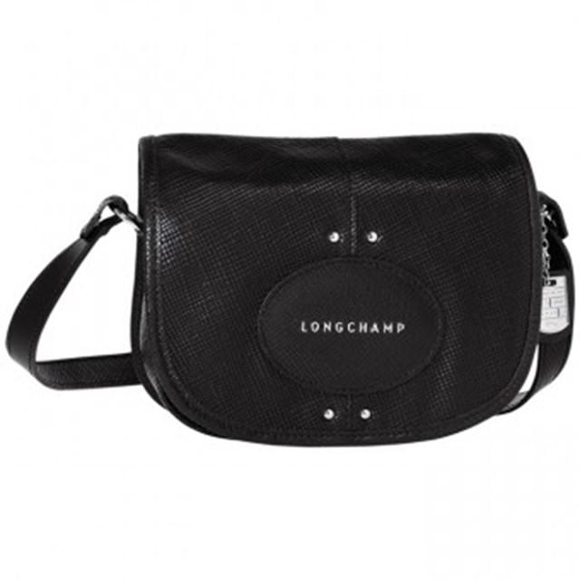 """Messenger bag, $450, Longchamp, <a href=""""http://www.huntleather.com.au/longchamp-quadri-messenger-bag-1075786.html"""">huntleather.com.au</a>"""