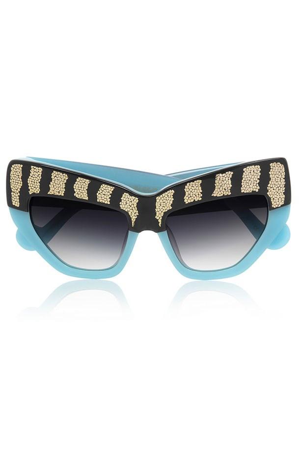 Sunglasses, $684, Anna-Karin Karlsson, net-a-porter.com